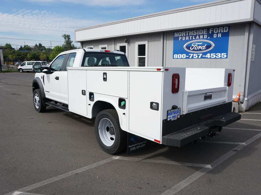 2020 Ford F-550 Super Cab DRW AWD, Knapheide Service Body #5037 - photo 1