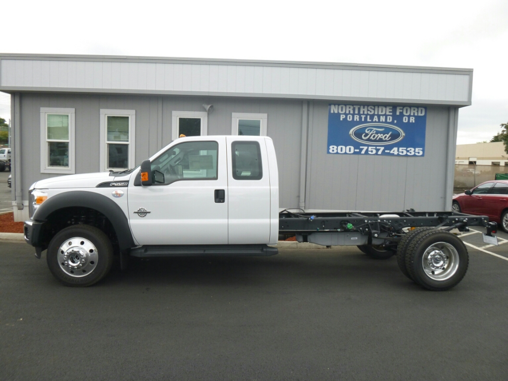 2016 F-550 Super Cab DRW 4x4, Cab Chassis #5288 - photo 3