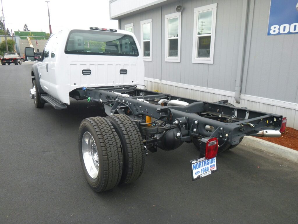 2016 F-550 Super Cab DRW 4x4, Cab Chassis #5288 - photo 2