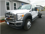 2016 F-550 Super Cab DRW 4x4, Cab Chassis #5288 - photo 1