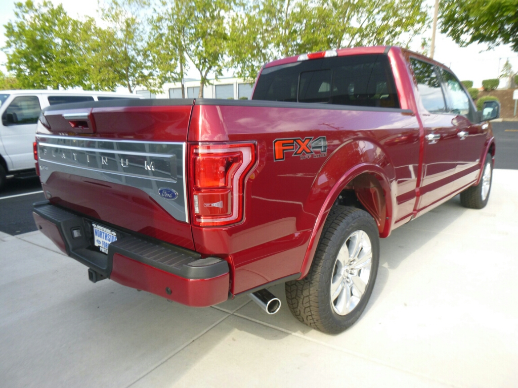 2015 F-150 Crew Cab 4x4, Pickup #52888 - photo 5
