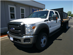 2016 F-550 Crew Cab DRW, Reading Platform Body #5368 - photo 1