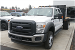 2016 F-550 Crew Cab DRW, Reading Platform Body #5387 - photo 1