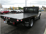 2017 F-550 Regular Cab DRW Platform Body #5505 - photo 1