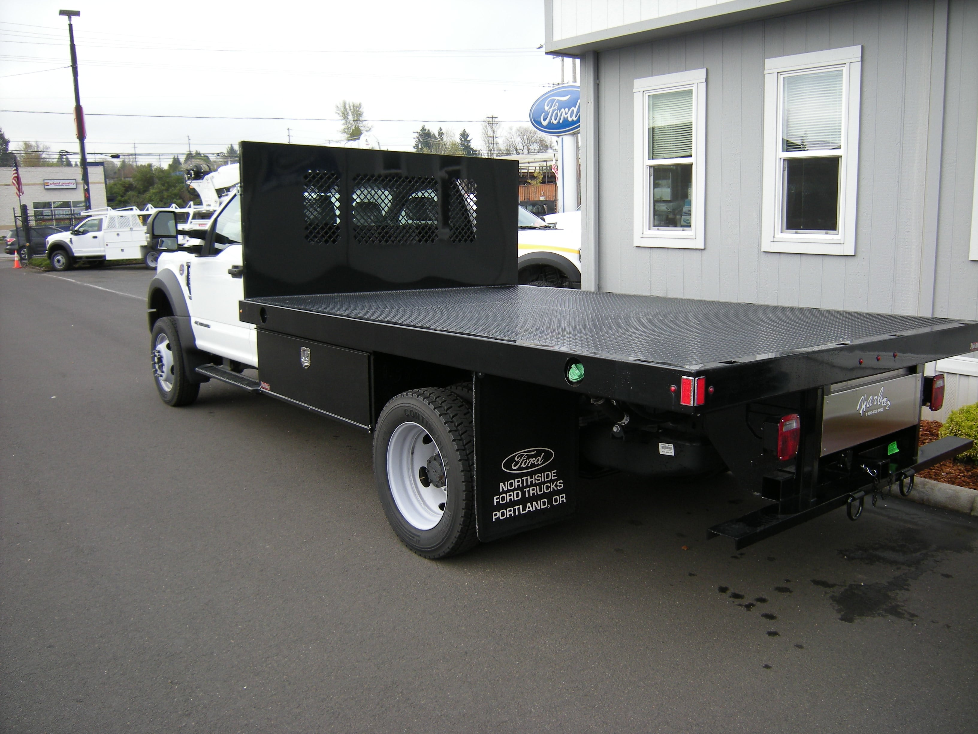 2017 F-550 Regular Cab DRW, Platform Body #5506 - photo 2