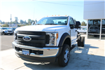 2017 F-550 Regular Cab DRW 4x4, Cab Chassis #5526 - photo 1