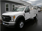 2017 F-550 Regular Cab DRW 4x4 Service Body #5554 - photo 1
