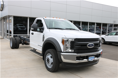 2018 F-550 Regular Cab DRW 4x4,  Cab Chassis #5611 - photo 3