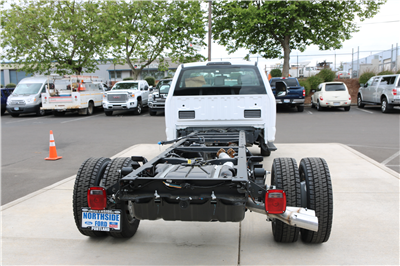 2018 F-550 Regular Cab DRW 4x4,  Cab Chassis #5611 - photo 6