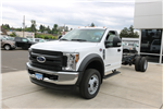 2018 F-550 Regular Cab DRW 4x4,  Cab Chassis #5611 - photo 1