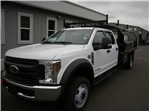 2018 F-550 Crew Cab DRW 4x2,  Reading Contractor Body #5719 - photo 1