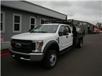 2018 F-550 Crew Cab DRW 4x2,  Contractor Body #5719 - photo 8