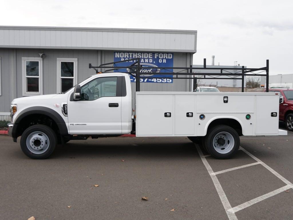2019 Ford F-550 Regular Cab DRW 4x2, Knapheide Steel Service Body #5831 - photo 5