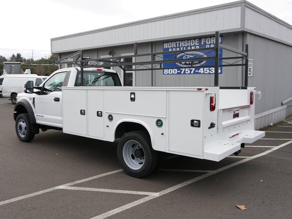 2019 Ford F-550 Regular Cab DRW 4x2, Knapheide Steel Service Body #5831 - photo 3