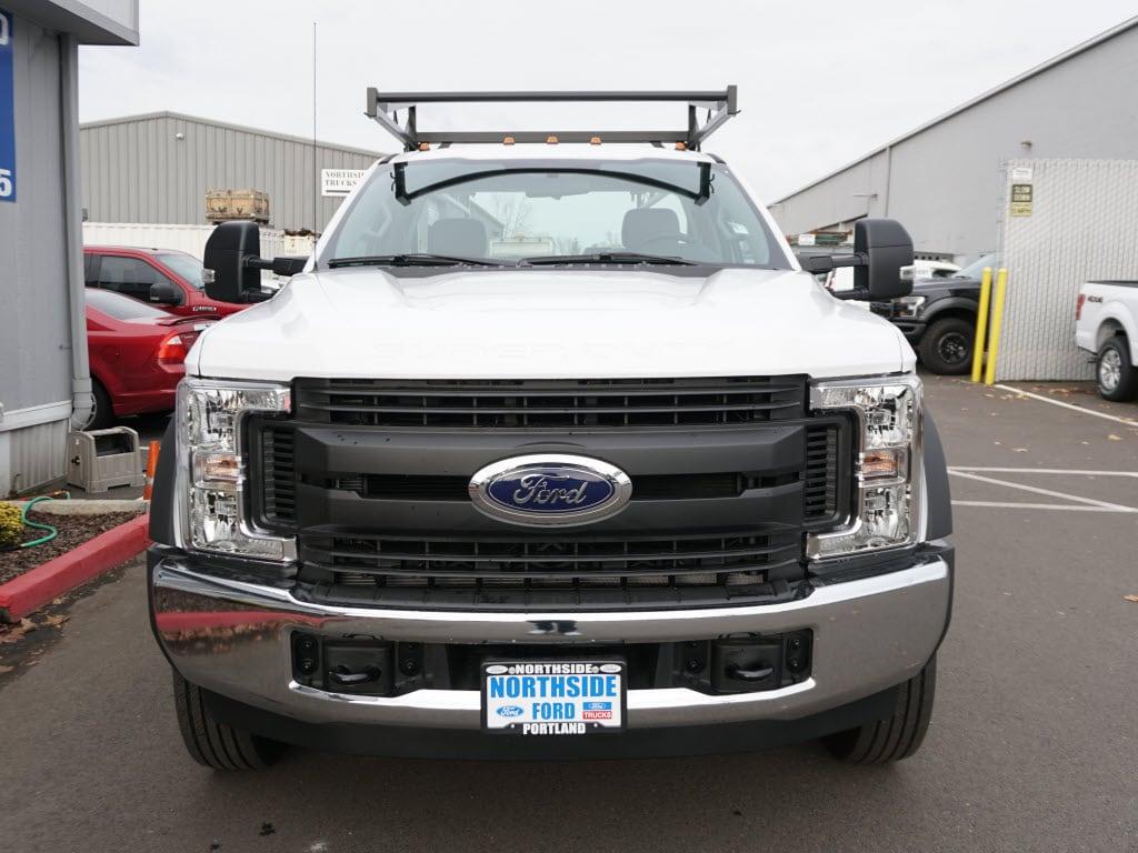2019 Ford F-550 Regular Cab DRW 4x2, Knapheide Steel Service Body #5831 - photo 8