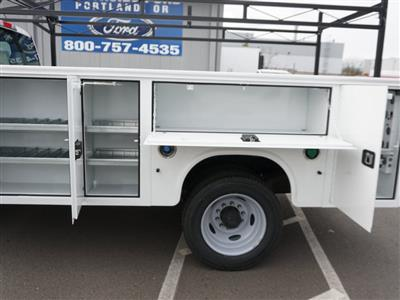 2019 Ford F-550 Regular Cab DRW 4x2, Knapheide Steel Service Body #5831 - photo 9