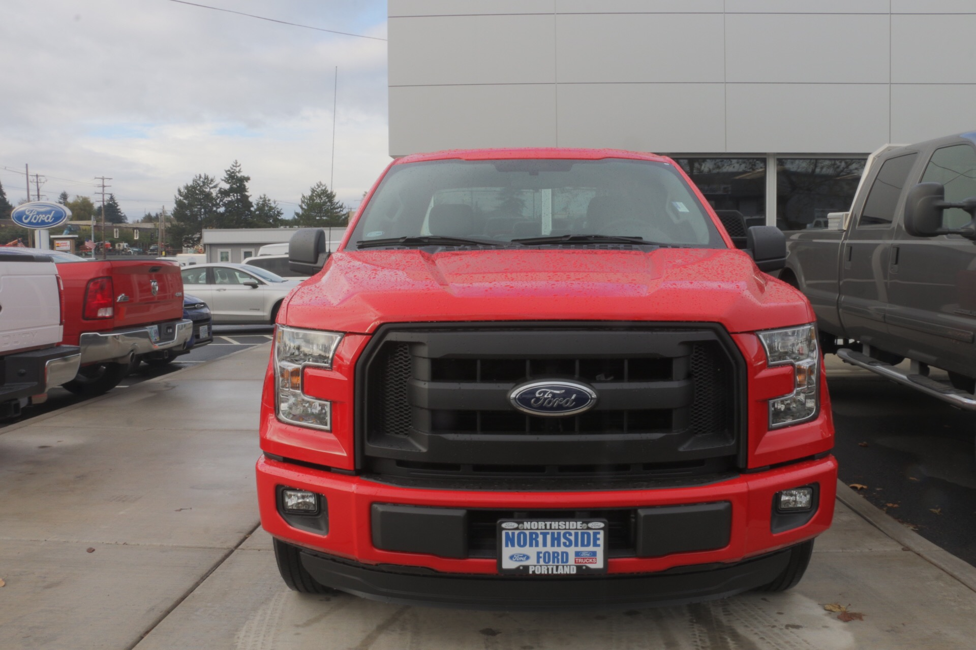 2016 F-150 Super Cab, Pickup #63080 - photo 2