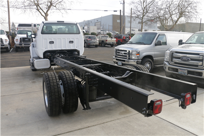 2016 F-650 DRW, Cab Chassis #6736 - photo 2