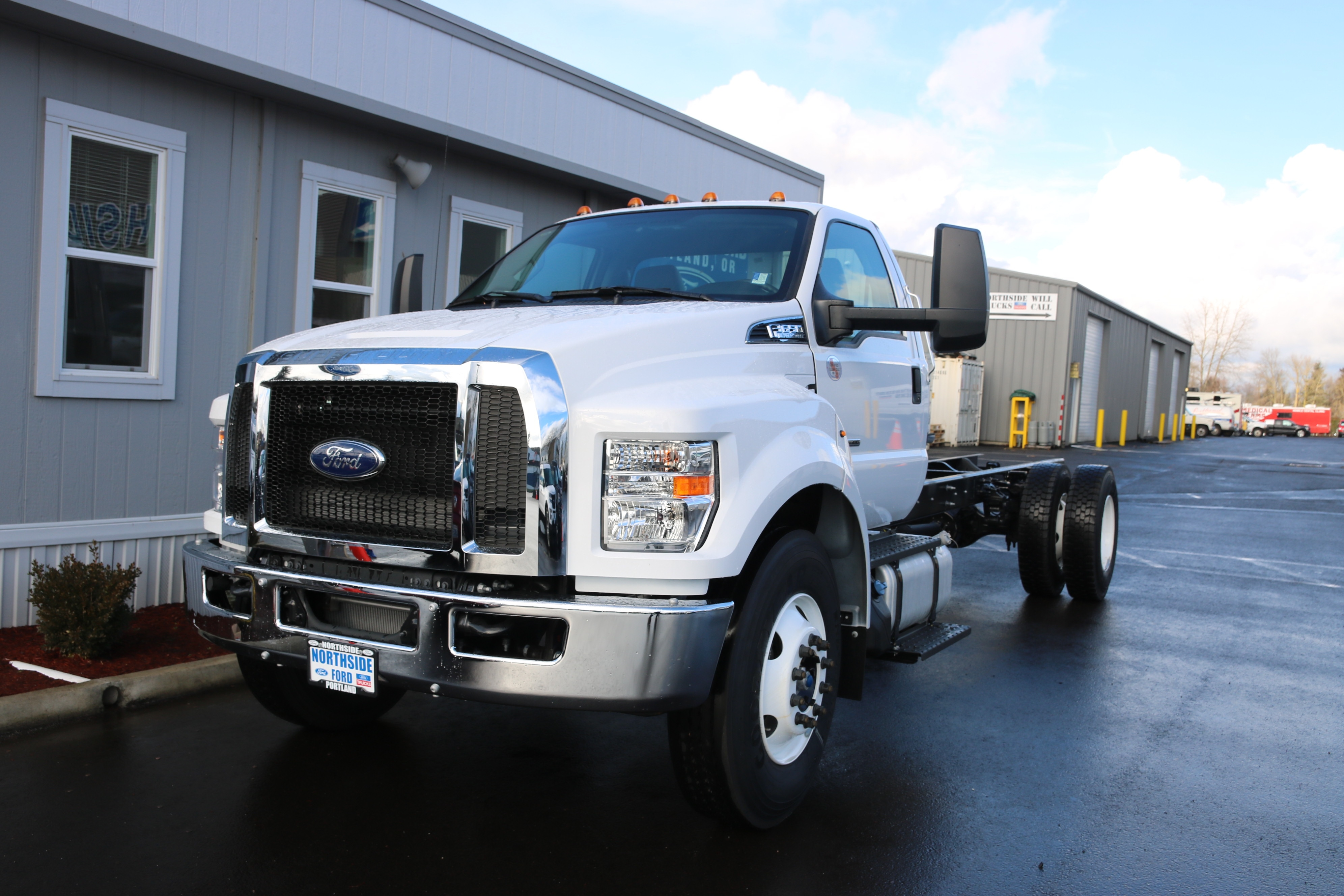 2017 F-650 Regular Cab Cab Chassis #6776 - photo 1