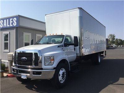 2018 F-650 Regular Cab DRW 4x2,  Summit Dry Freight #6784 - photo 1