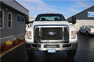2018 F-650 Regular Cab DRW 4x2,  Cab Chassis #6784 - photo 3