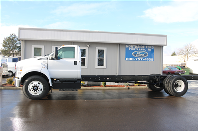 2018 F-650 Regular Cab DRW 4x2,  Cab Chassis #6784 - photo 5