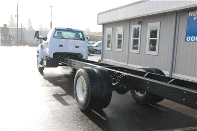 2018 F-650 Regular Cab DRW 4x2,  Cab Chassis #6784 - photo 2