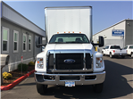 2018 F-650 Regular Cab DRW 4x2,  Summit Dry Freight #6784 - photo 4