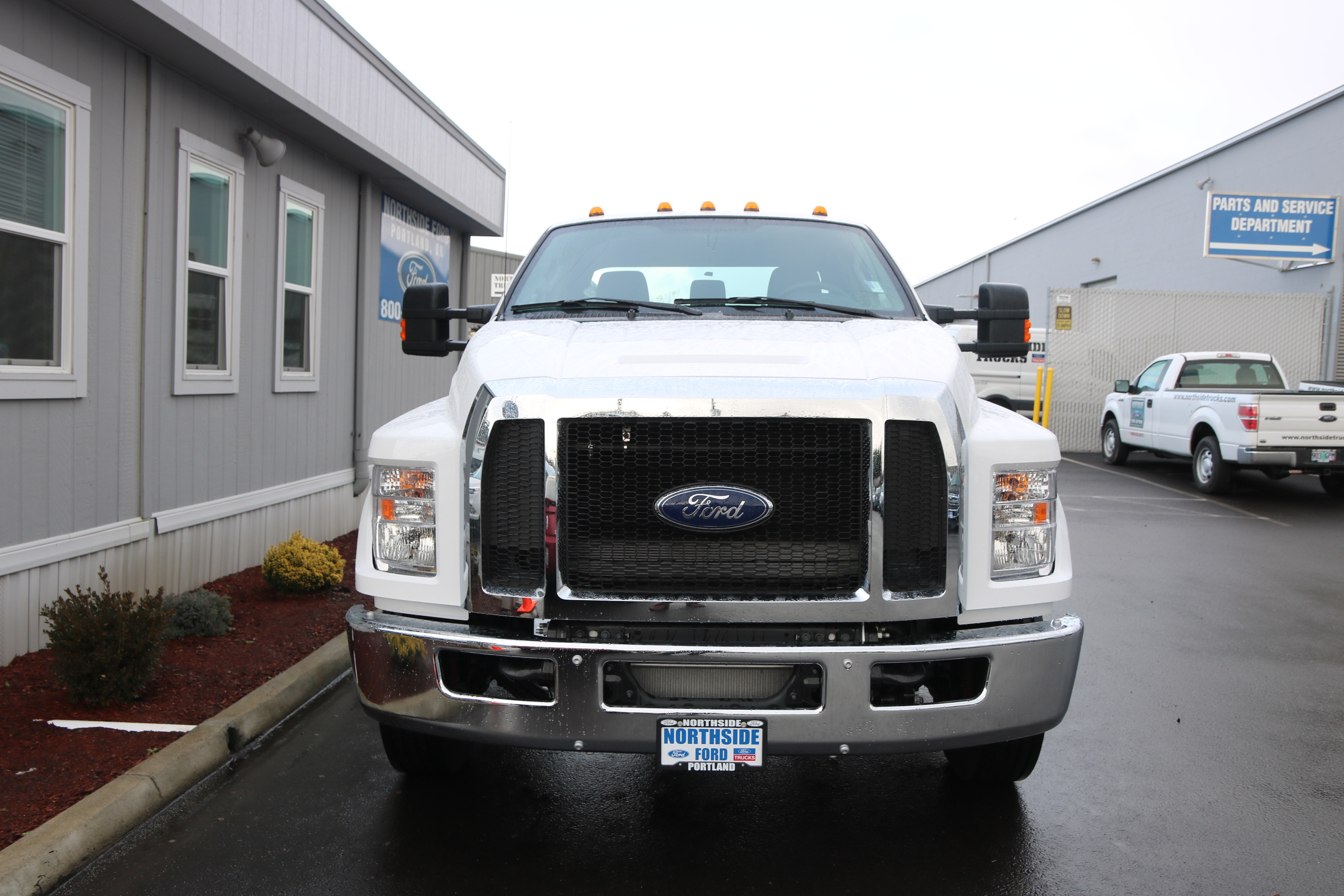 2018 F-650 Super Cab DRW 4x2,  Cab Chassis #6790 - photo 3