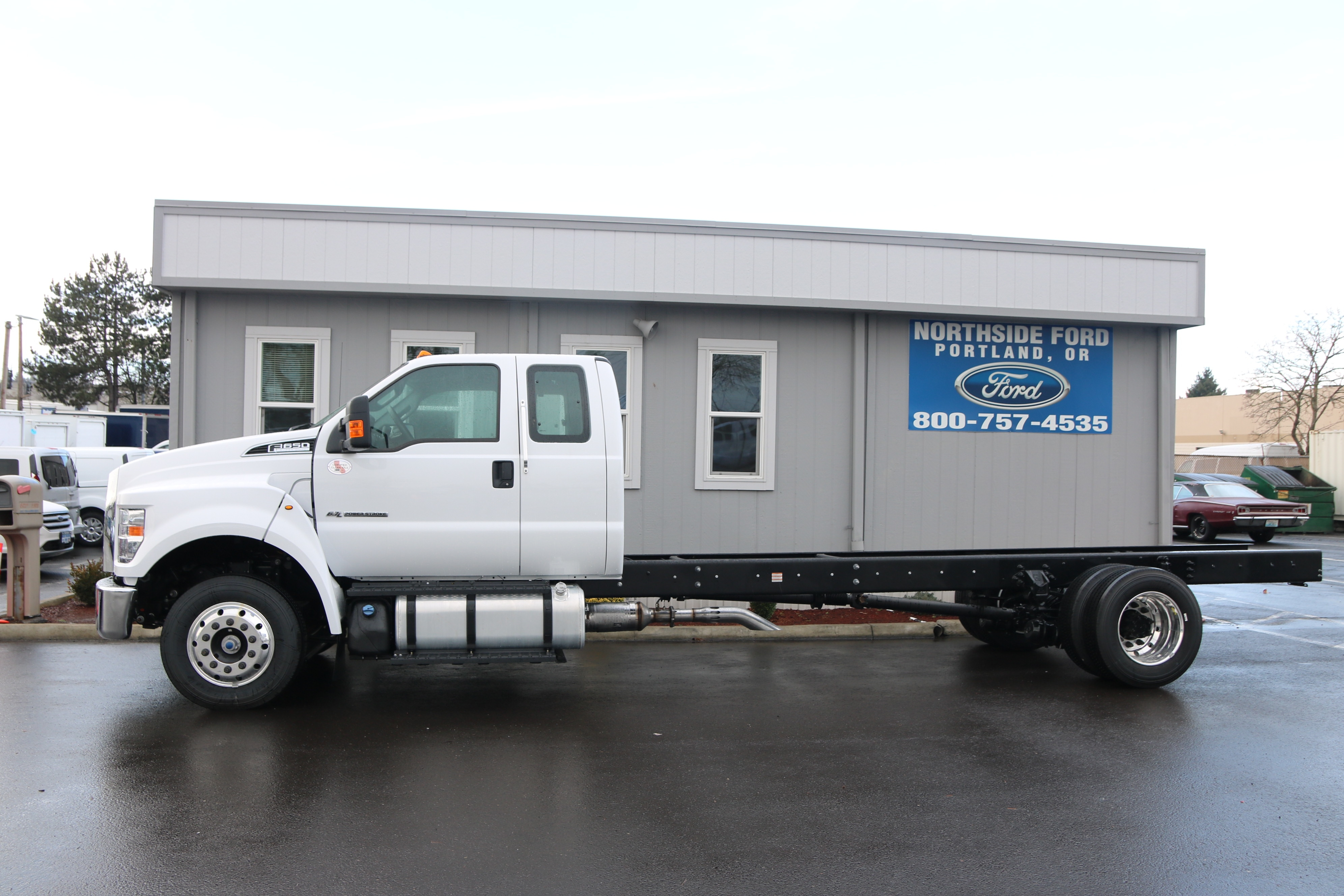 2018 F-650 Super Cab DRW,  Cab Chassis #6790 - photo 5