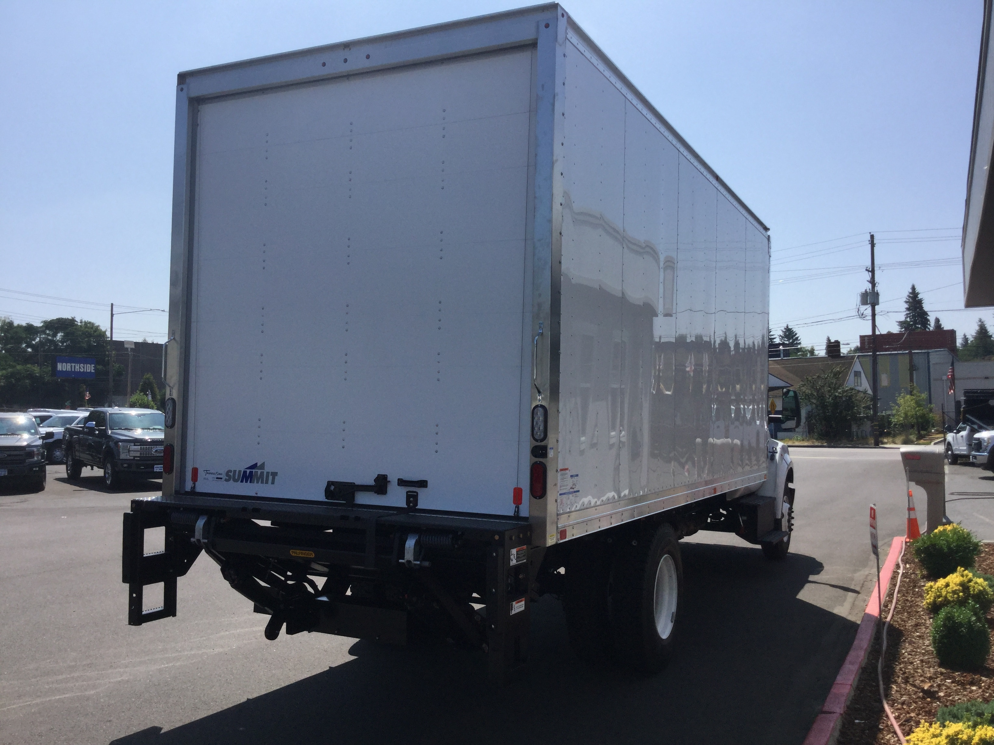 2018 F-650 Regular Cab DRW 4x2,  Summit Dry Freight #6793 - photo 7