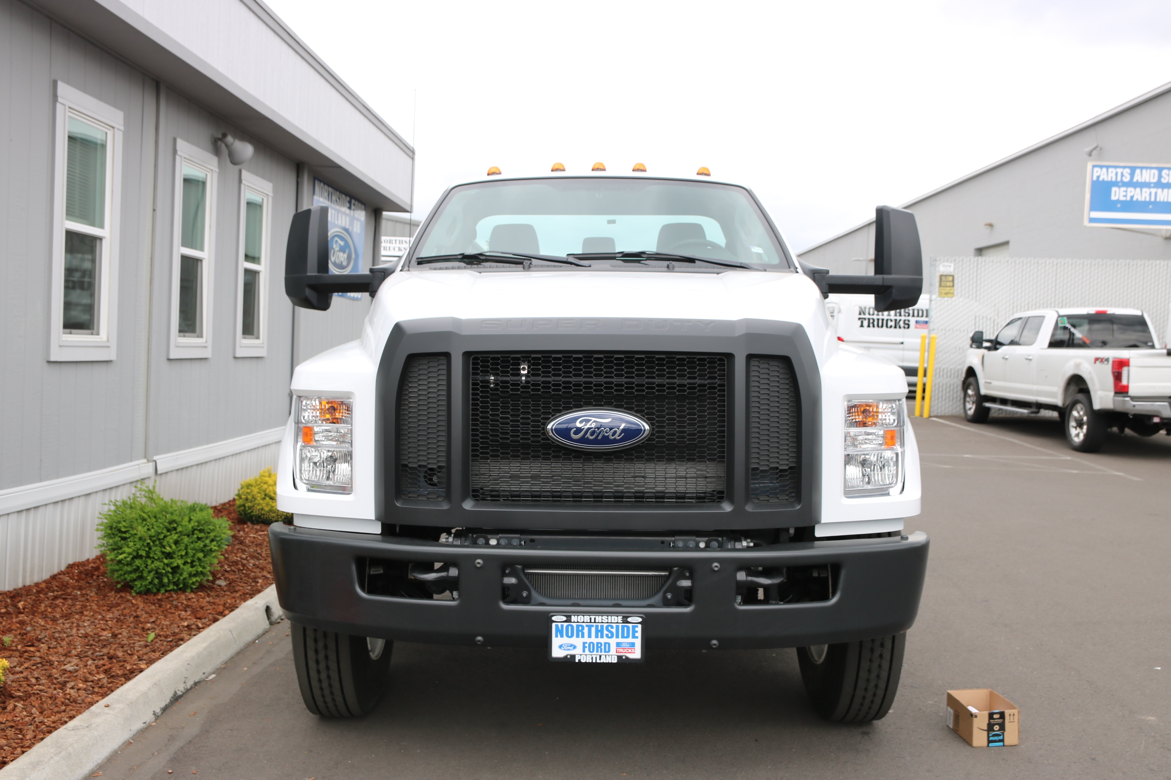 2018 F-650 Regular Cab DRW,  Cab Chassis #6797 - photo 4