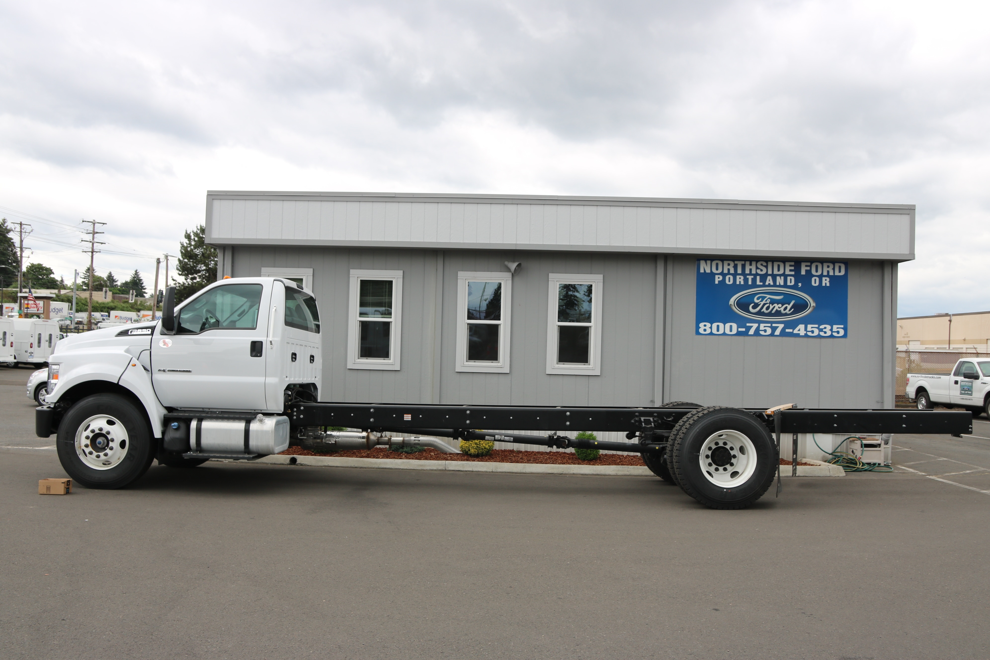 2018 F-650 Regular Cab DRW,  Cab Chassis #6797 - photo 6