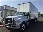 2018 F-650 Regular Cab DRW 4x2,  Summit Dry Freight #6803 - photo 1