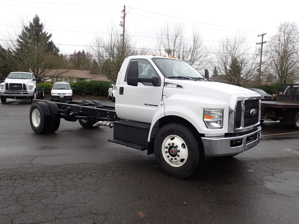 2019 Ford F-650 Regular Cab DRW 4x2, Cab Chassis #6864 - photo 1