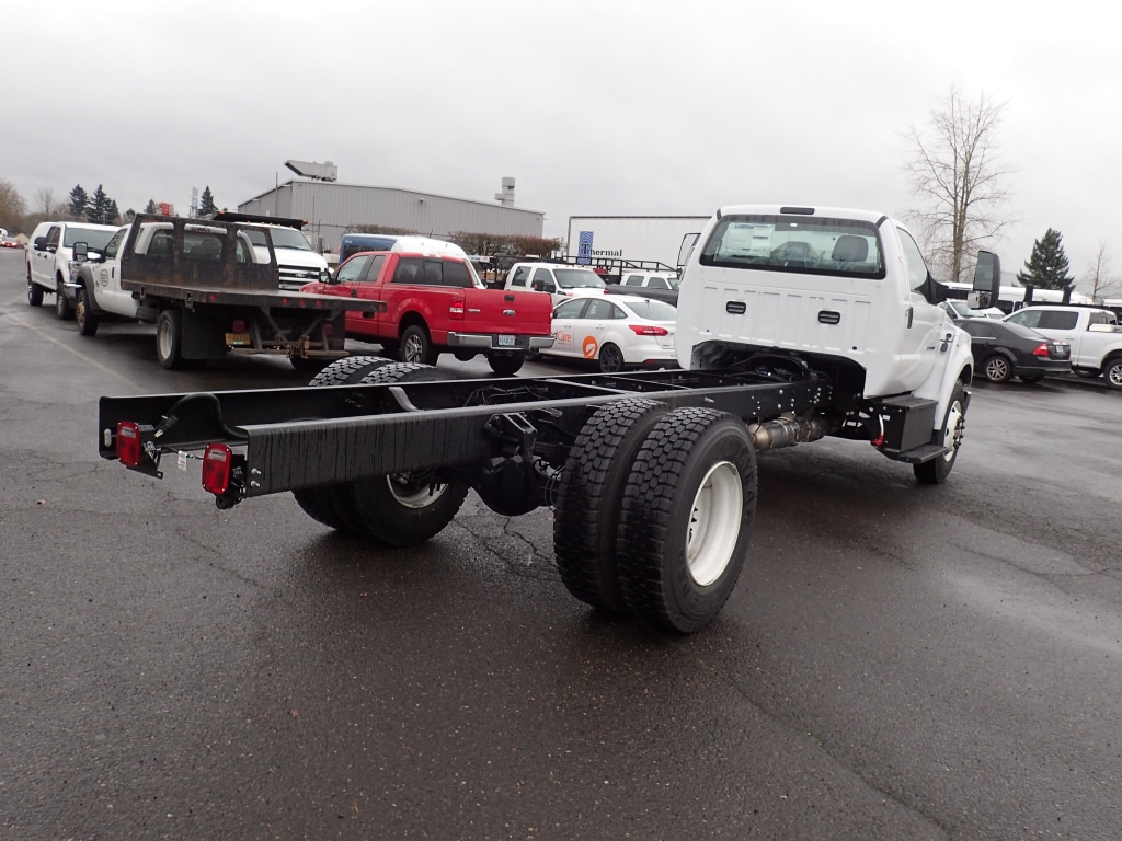 2019 Ford F-650 Regular Cab DRW RWD, Cab Chassis #6864 - photo 1