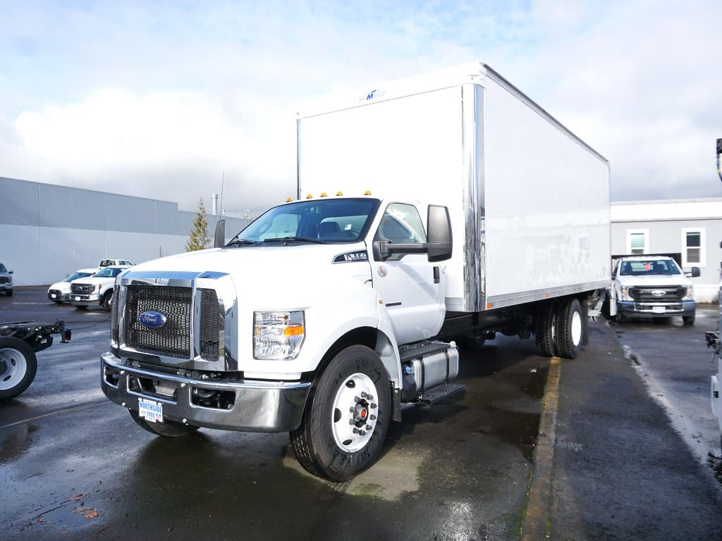 2021 Ford F-650 Regular Cab DRW 4x2, Summit Dry Freight #6876 - photo 1