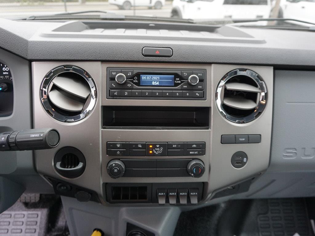 2022 Ford F-650 Regular Cab DRW 4x2, Platform Body #6887 - photo 13