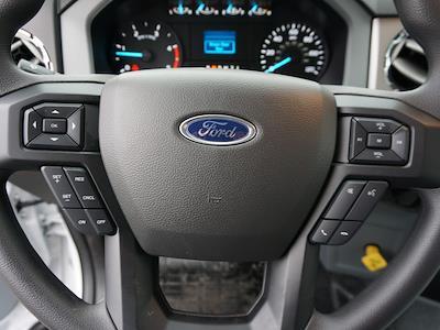 2022 Ford F-650 Regular Cab DRW 4x2, Platform Body #6887 - photo 16