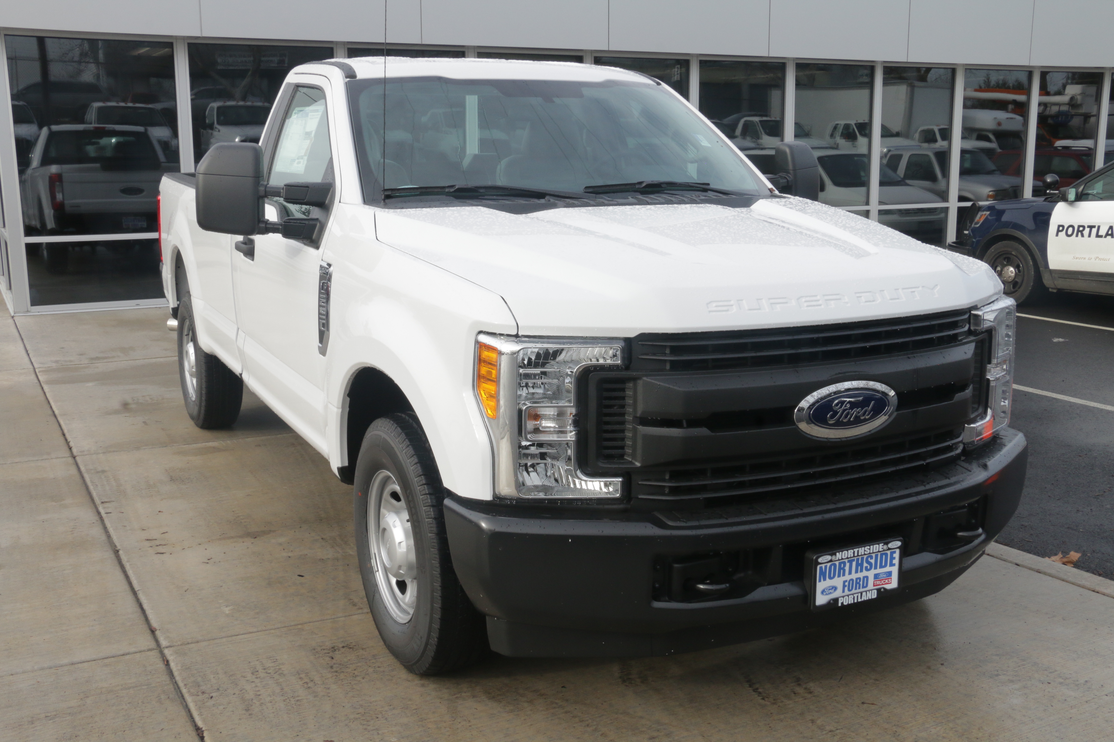 2017 F-250 Regular Cab, Pickup #73104 - photo 3