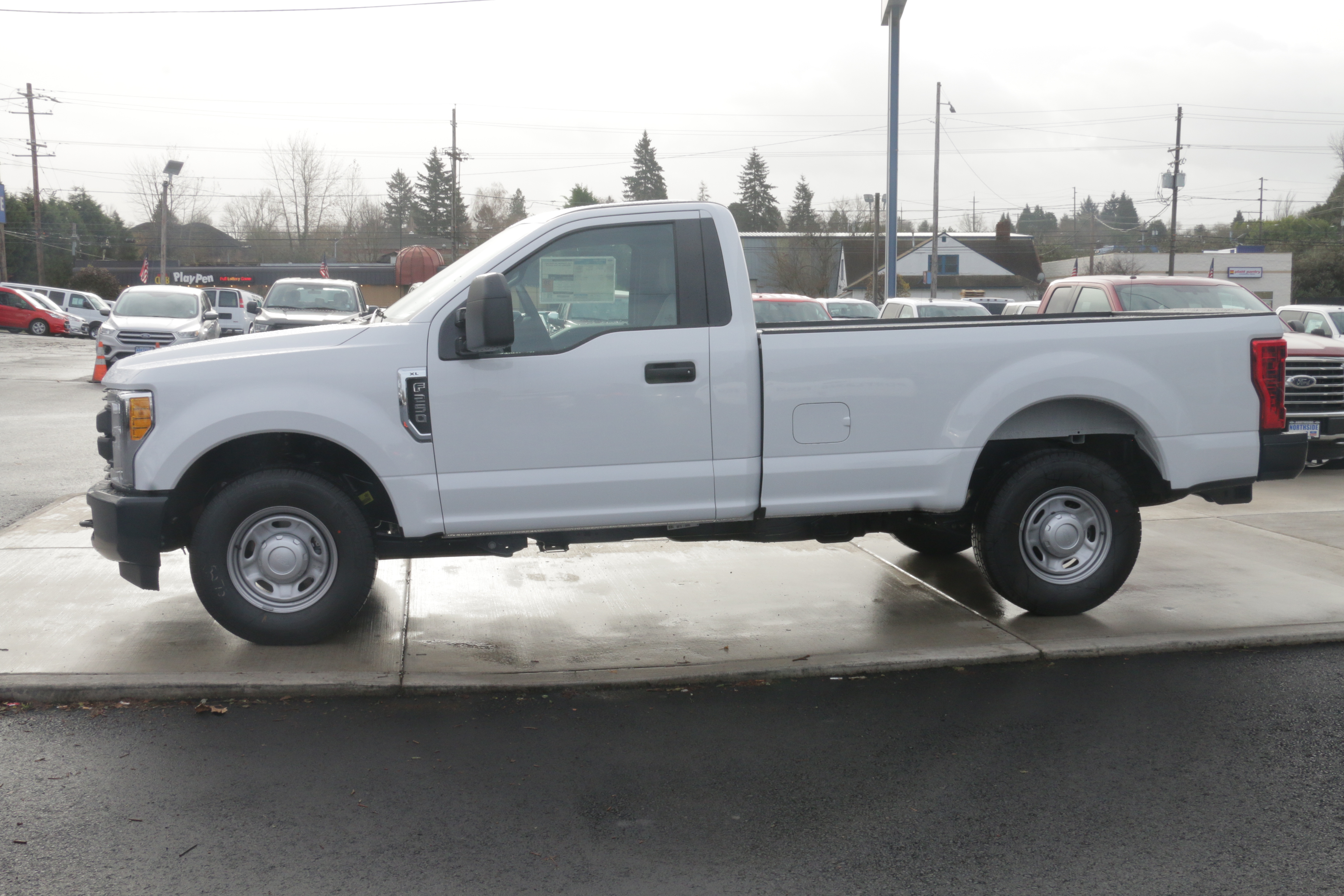 2017 F-250 Regular Cab, Pickup #73104 - photo 5