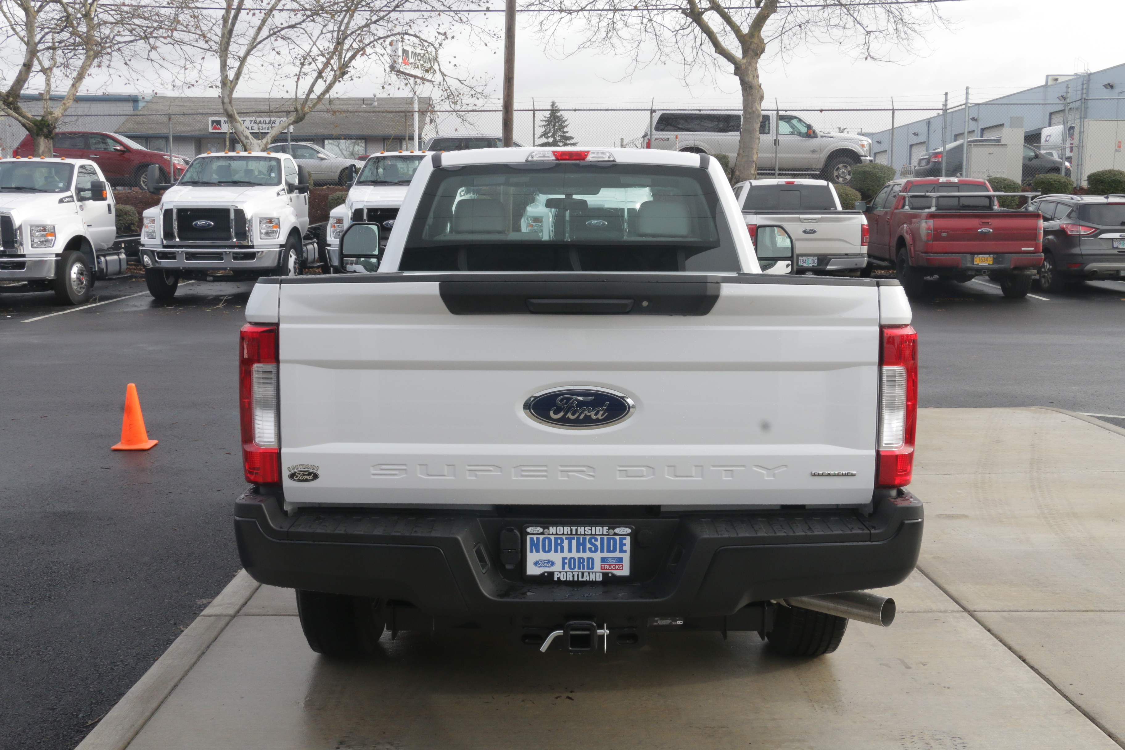 2017 F-150 Regular Cab, Pickup #73195 - photo 6