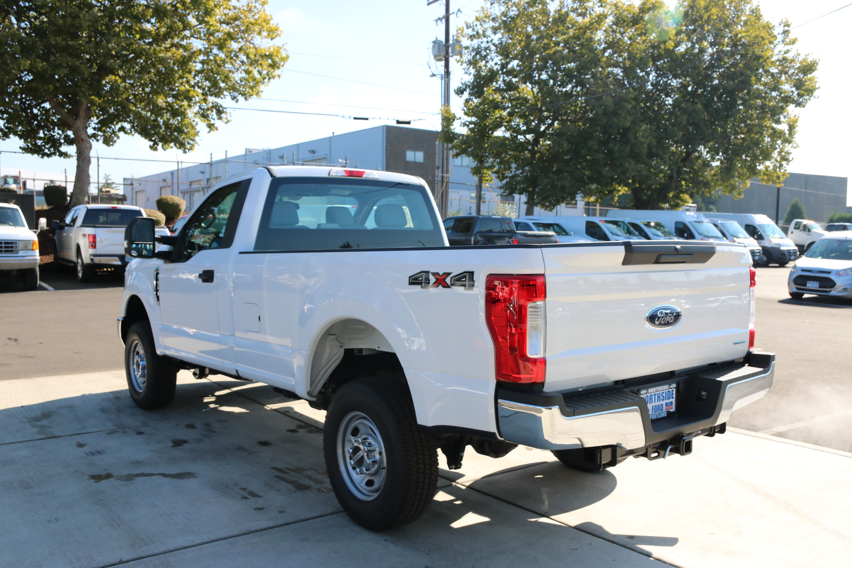 2017 F-250 Regular Cab 4x4 Pickup #73221 - photo 2
