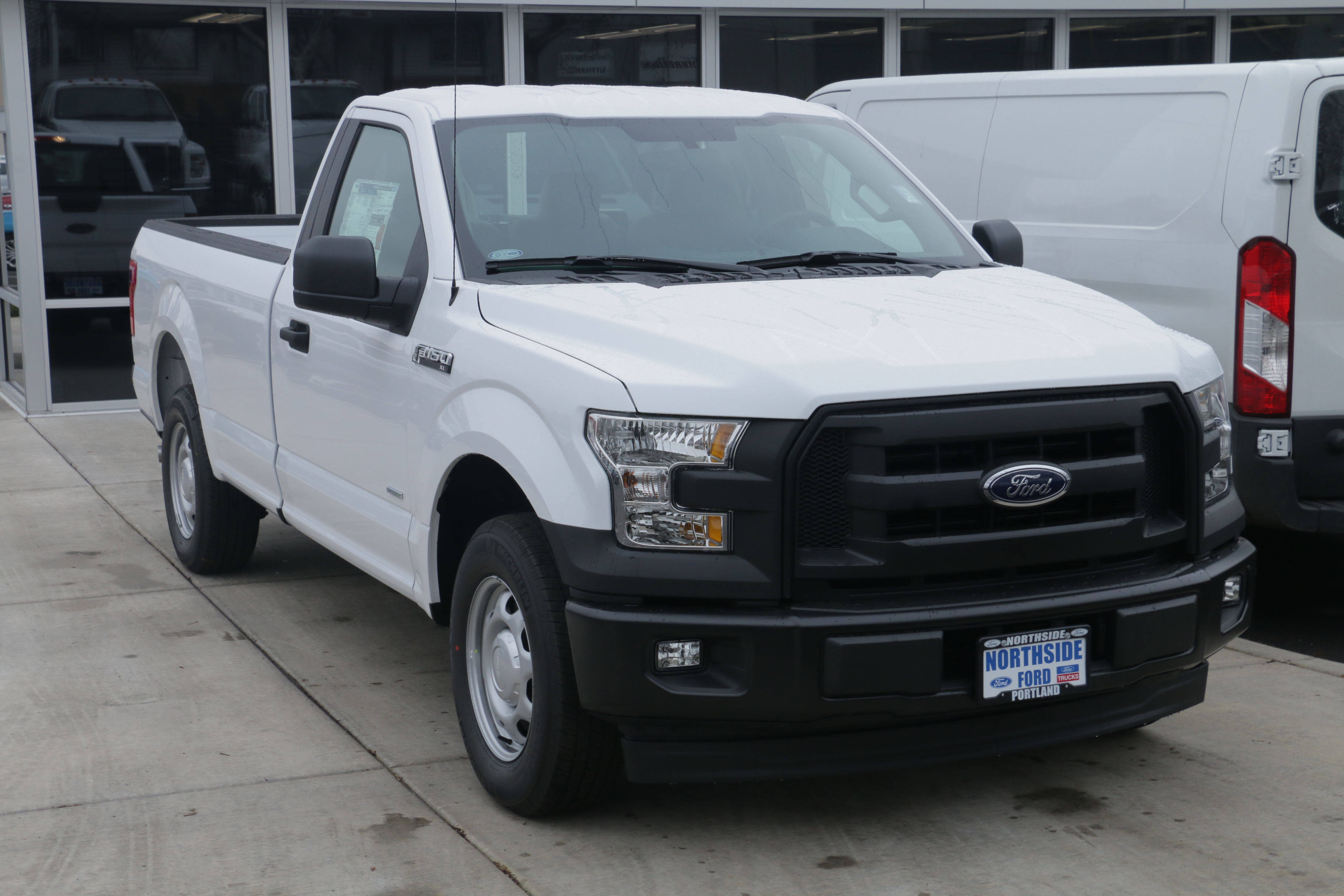 2017 F-150 Regular Cab, Pickup #73231 - photo 3