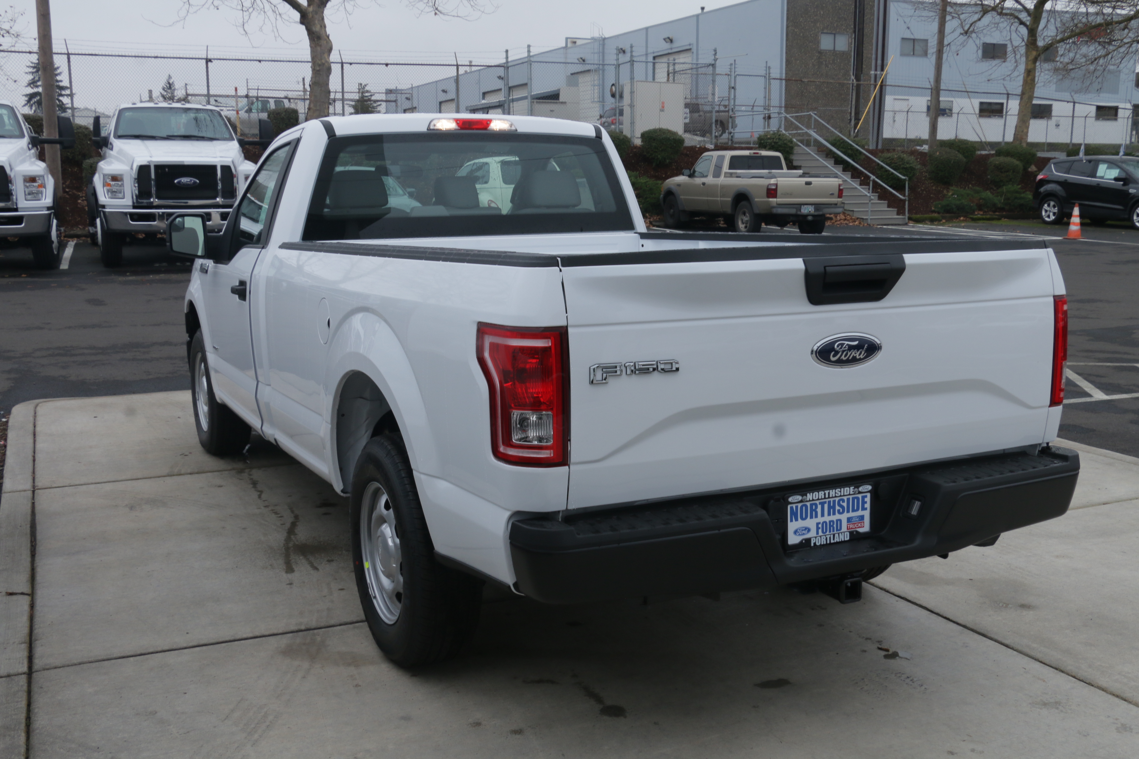 2017 F-150 Regular Cab, Pickup #73231 - photo 2