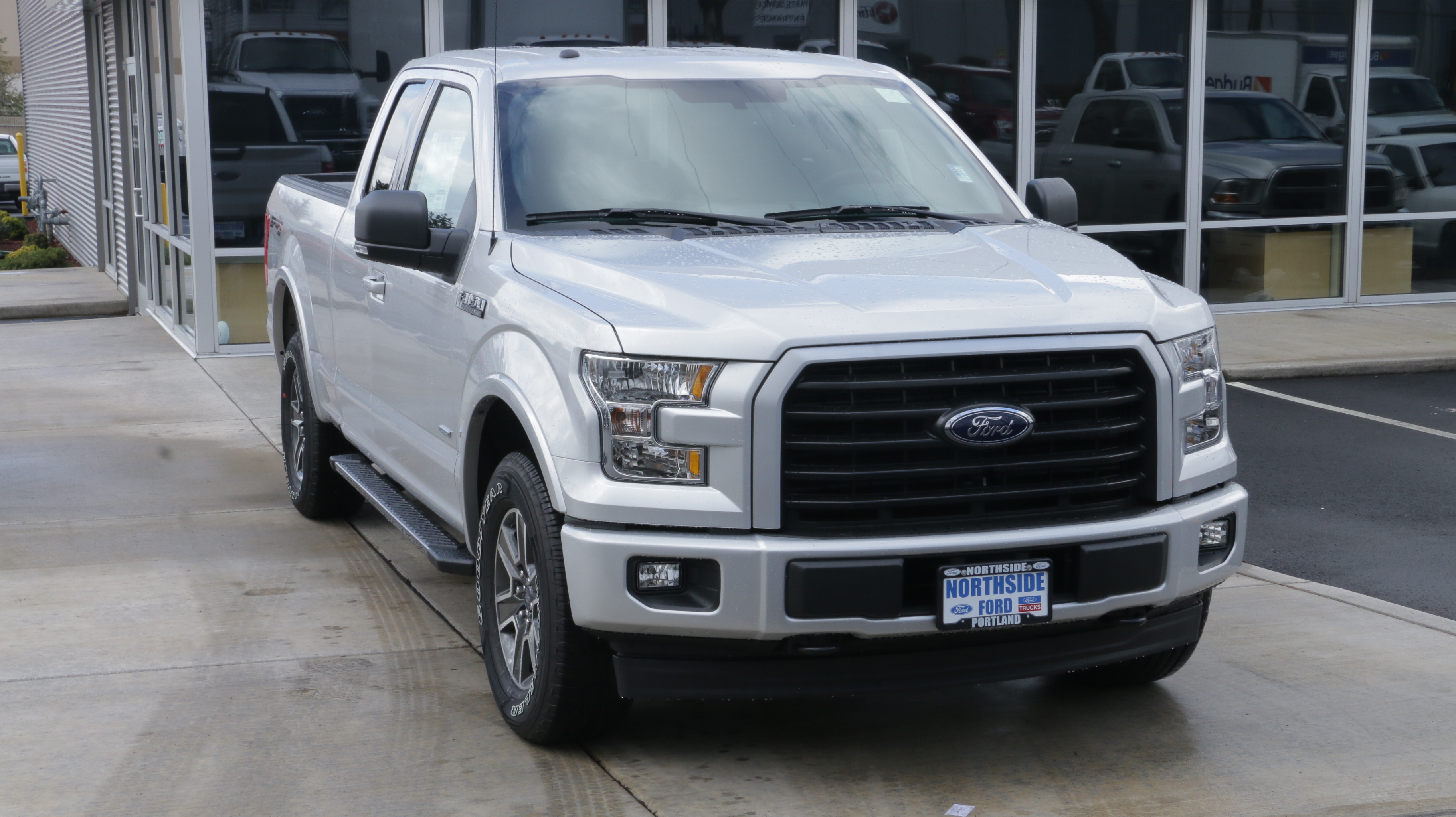 2017 F-150 Super Cab 4x4, Pickup #73234 - photo 3