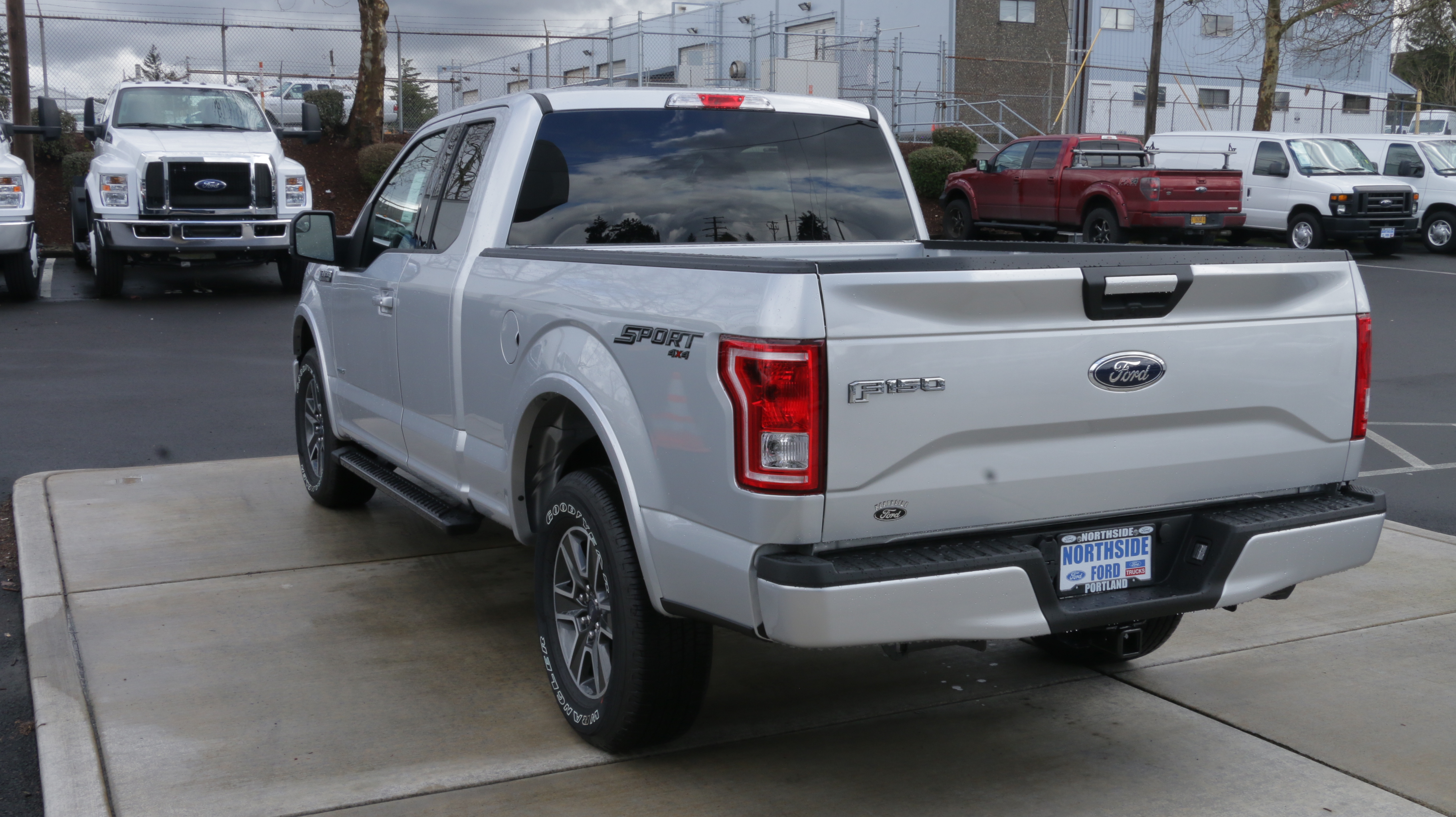 2017 F-150 Super Cab 4x4, Pickup #73234 - photo 2