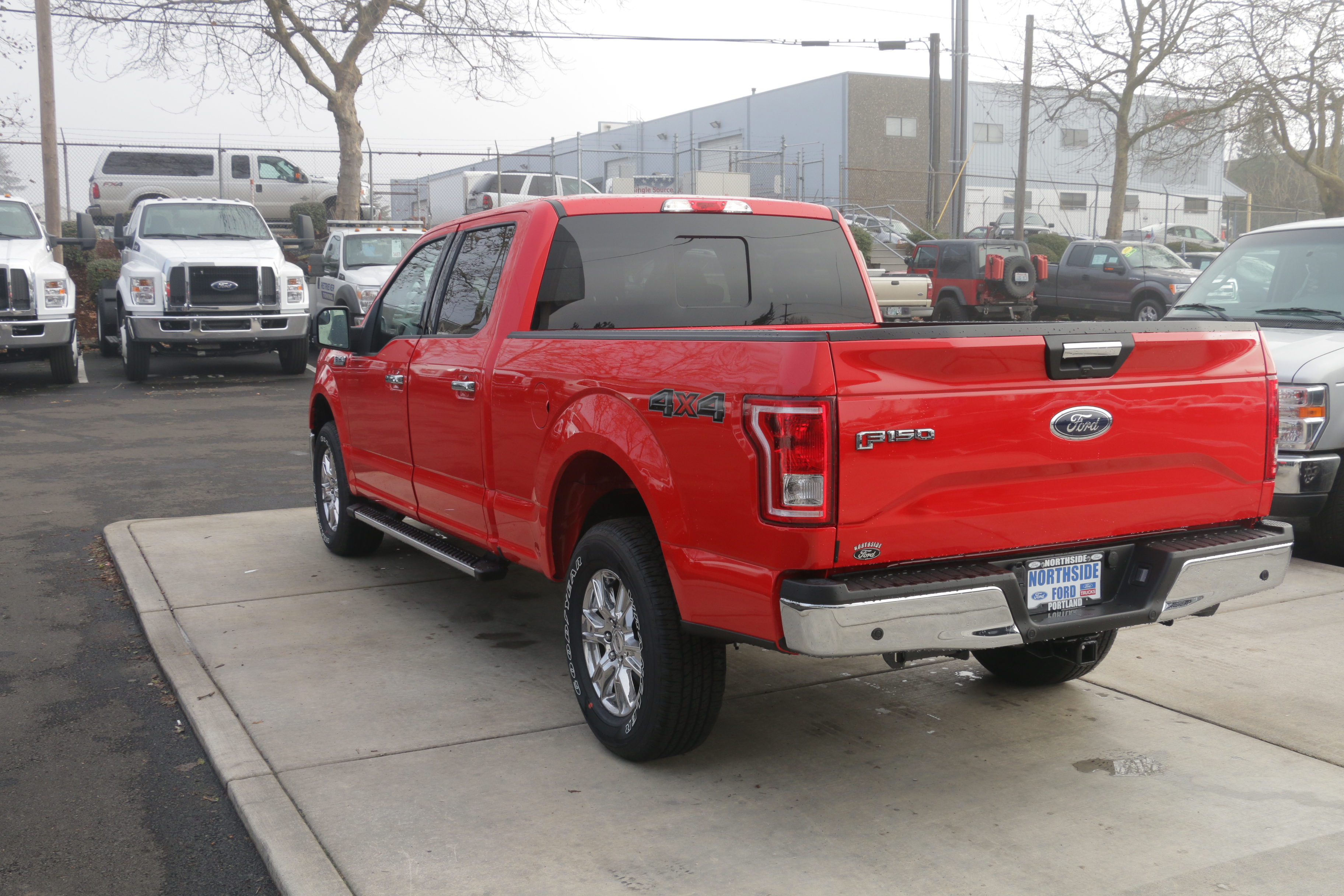 2017 F-150 SuperCrew Cab 4x4, Pickup #73239 - photo 2