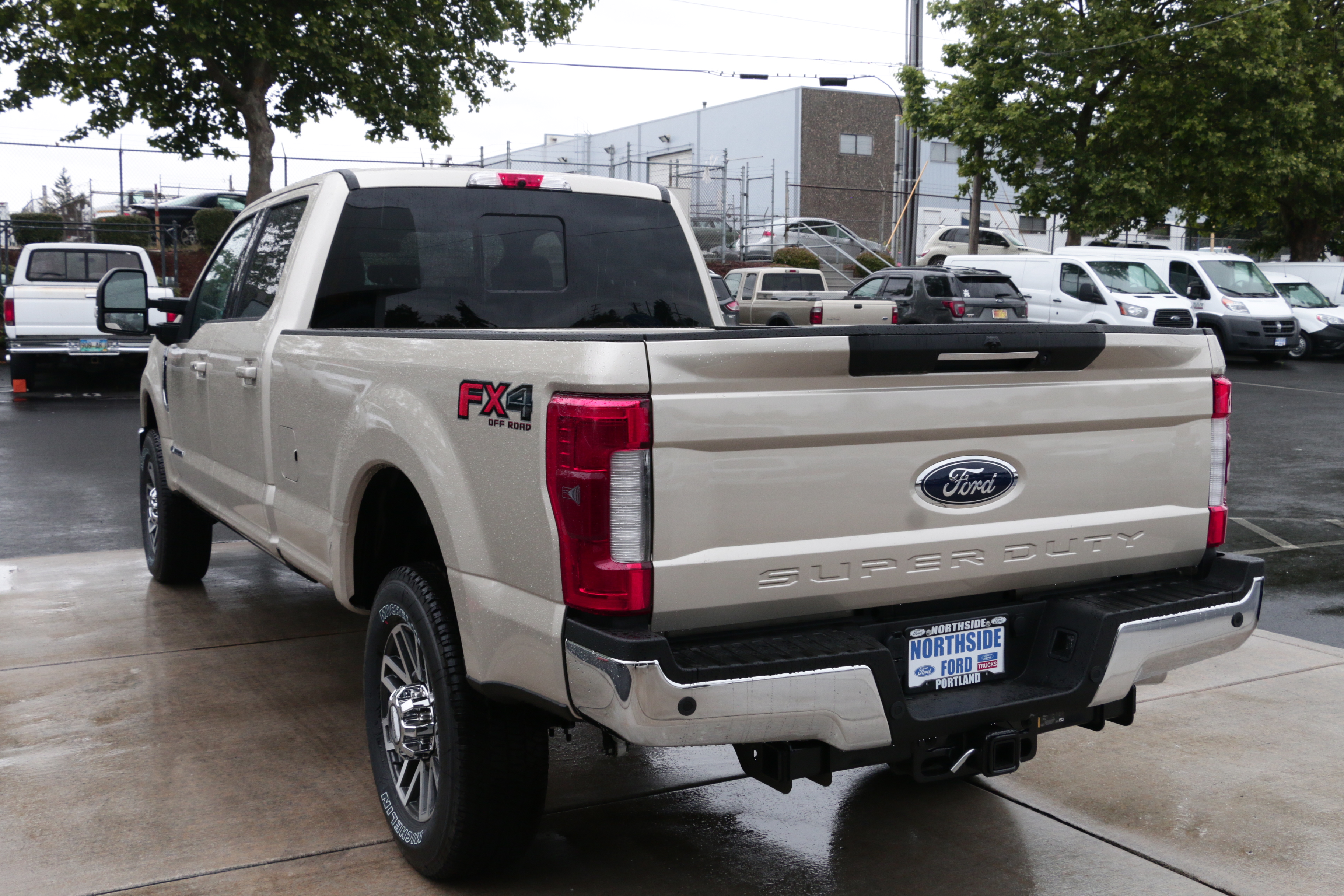 2017 F-350 Crew Cab 4x4 Pickup #73245 - photo 2