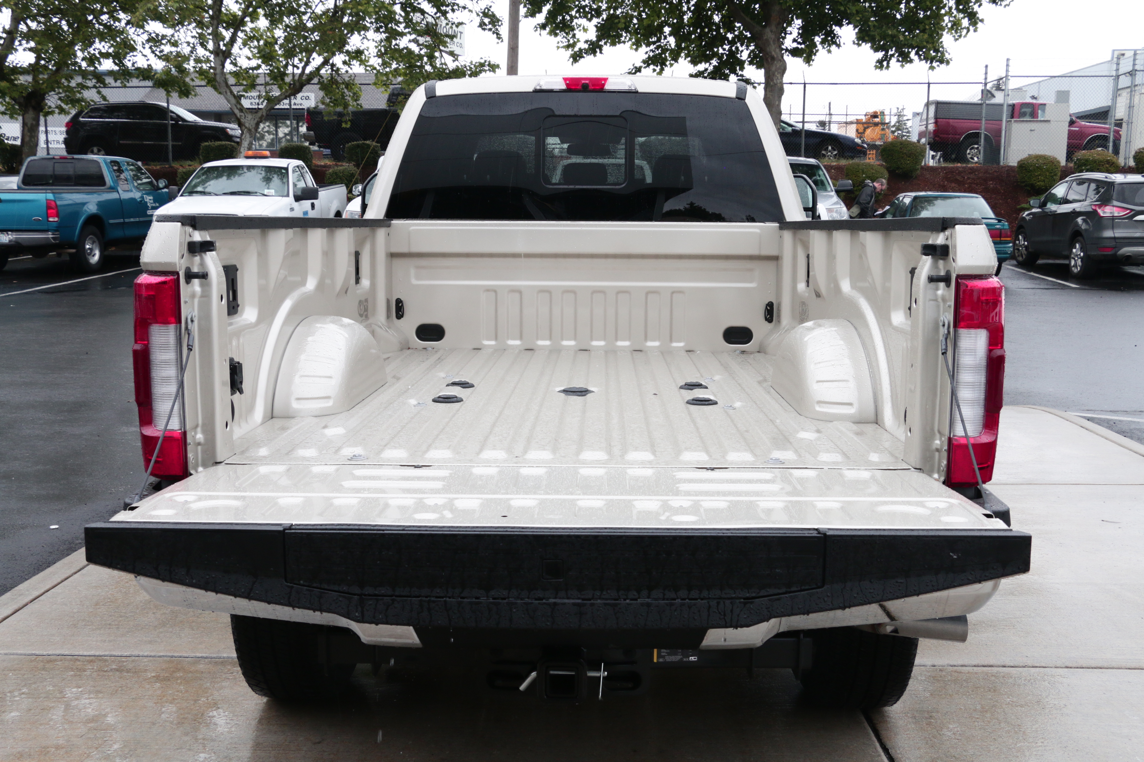2017 F-350 Crew Cab 4x4 Pickup #73245 - photo 7